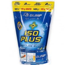 Изотоник Olimp Iso Plus l-carnitin 1505 гр