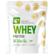 Протеин 4Me Nutrition Whey Protein 900 гр