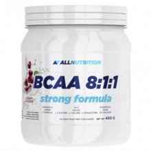 БЦАА All Nutrition BCAA 8:1:1 Strong Formula 400 г