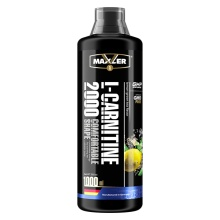 L-Carnitine Maxler Comfortable Shape 2000 Bottle 1000 мл